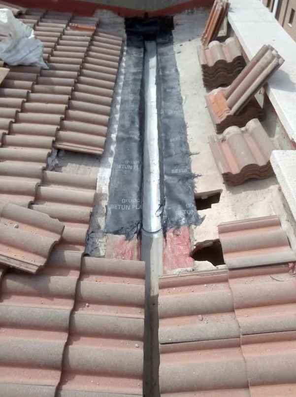Reparación de cubiertas y tejados
