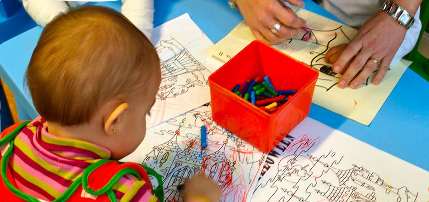 Estimulación temprana: Servicios y actividades de Mi Cole
