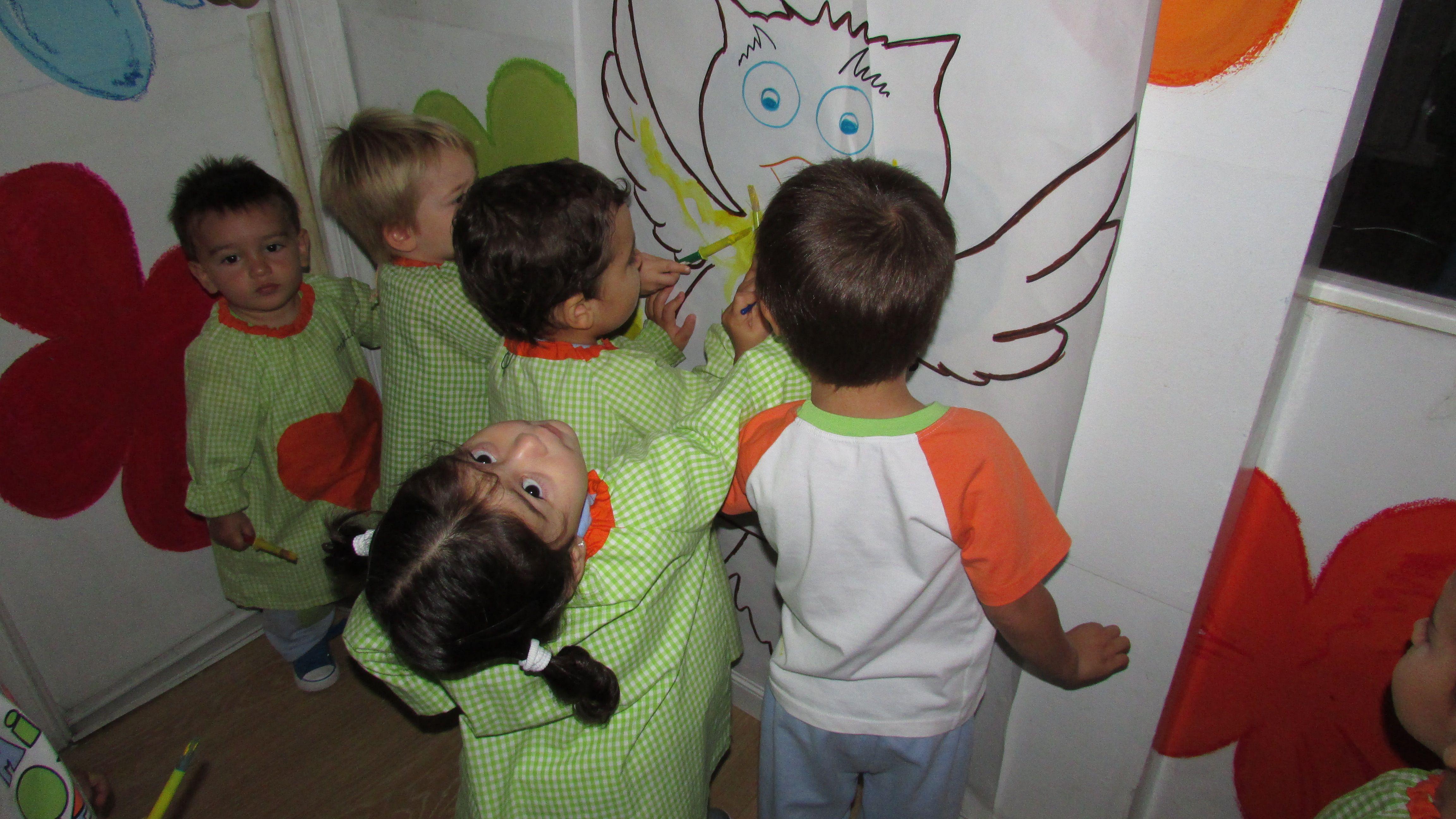 Centro de educación infantil Madrid
