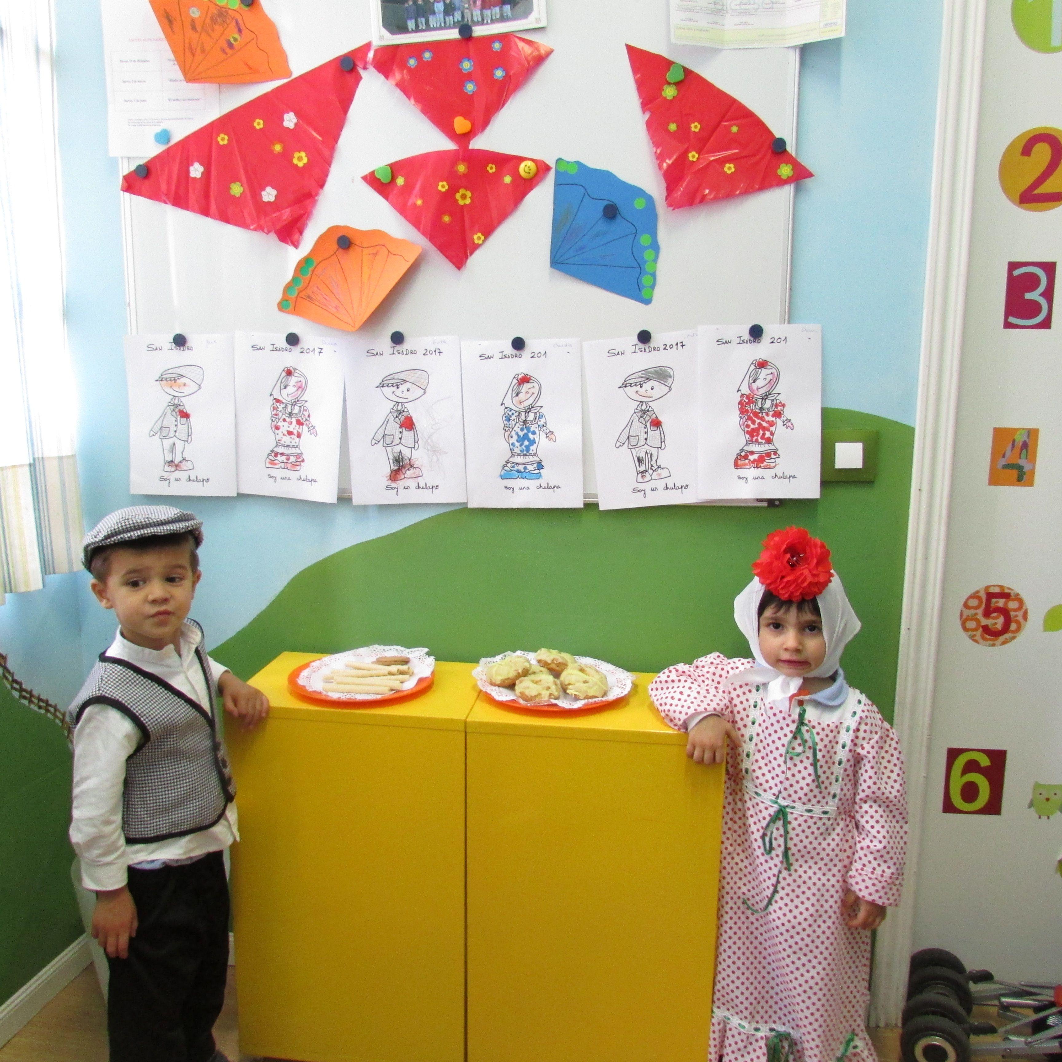 Celebraciones escuela infantil Madrid