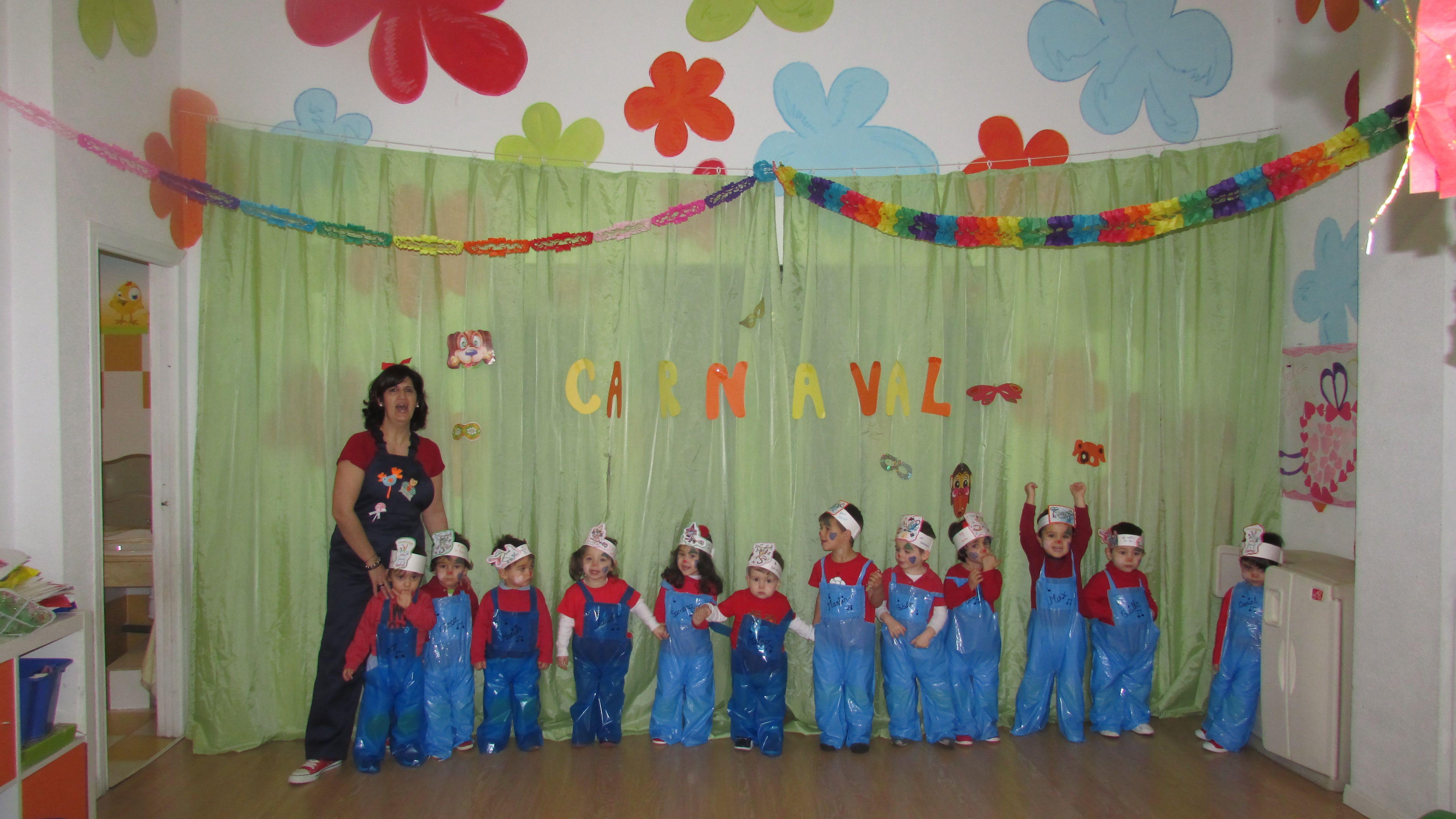 Centro de educación infantil en Madrid
