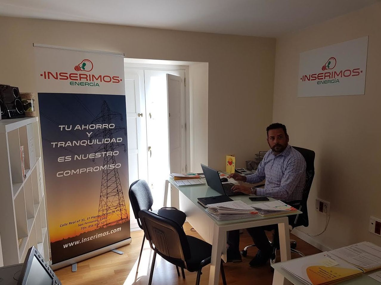 Insérimos Cádiz|Comercializadora eléctrica y gas