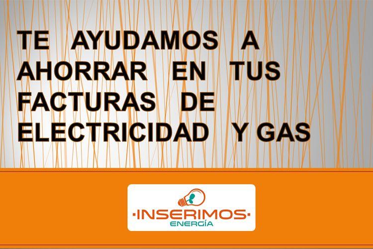 Te ayudamos a ahorrar en las facturas de la electricidad y gas