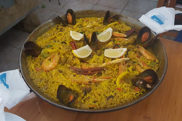 Paellas exquisitas