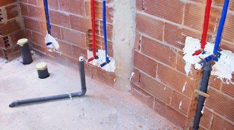Instalaciones de fontanería en Almería