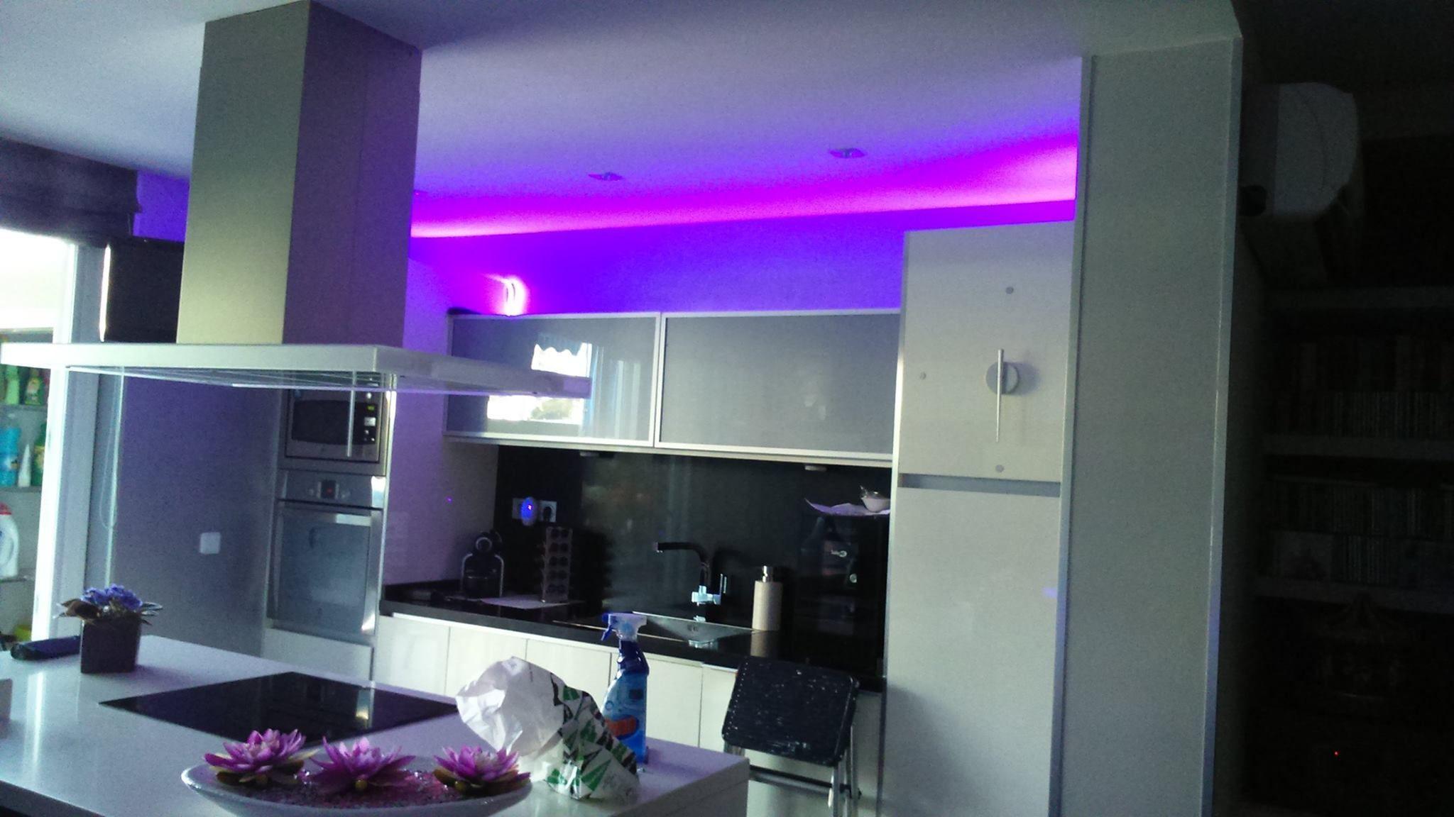 Iluminación led en Almería