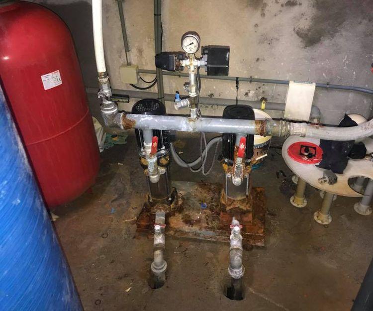 Reparación de instalaciones de fontanería