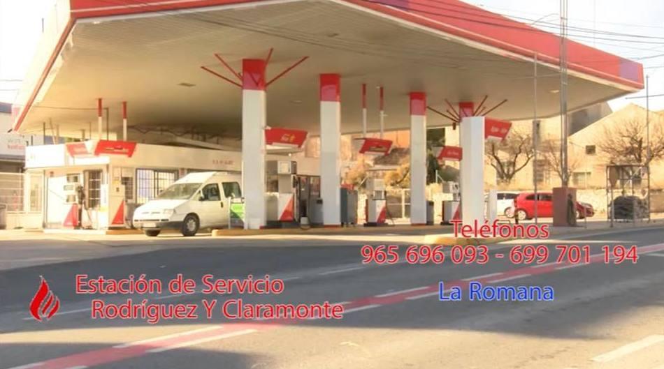 Foto 5 de Estaciones de servicio en  | Rodríguez y Claramonte