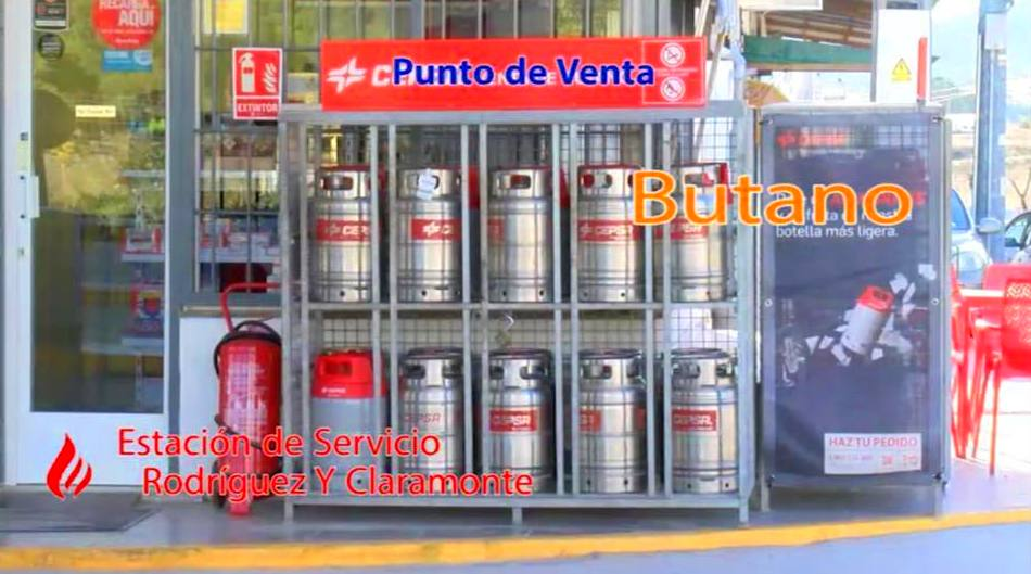 Foto 4 de Estaciones de servicio en  | Rodríguez y Claramonte