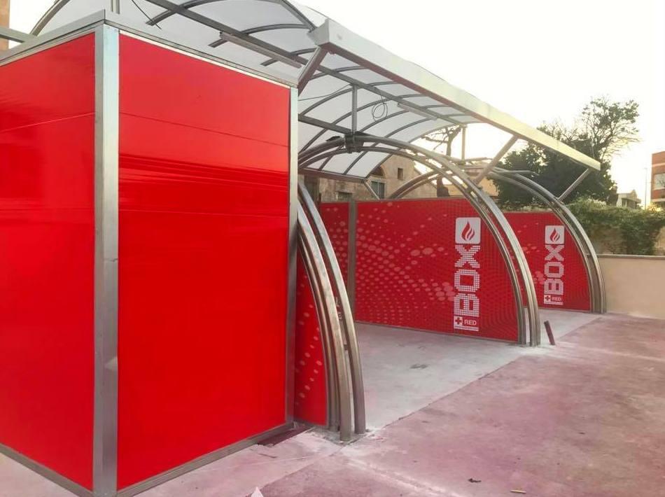 Foto 2 de Estaciones de servicio en  | Rodríguez y Claramonte