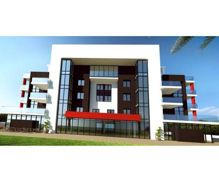 Edificio de Apartamentos con gimnasio y Spa en Denia