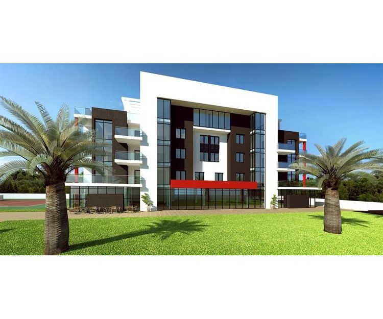 Edificio de apartamentos en Denia