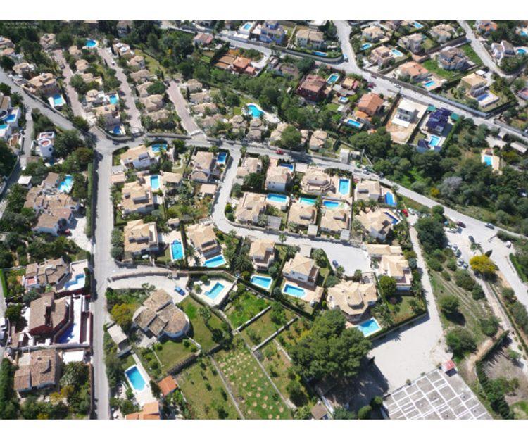 Urbanización La Ermita. Denia