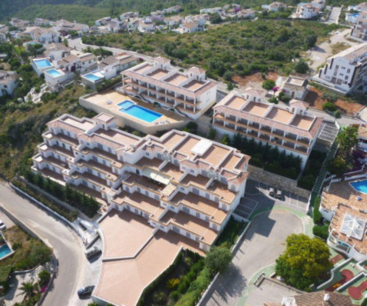 Edificio de apartamentos residencial La Cima