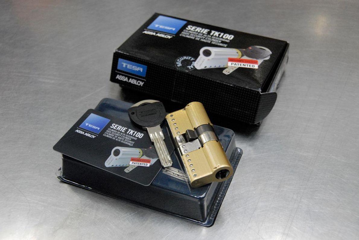 Bombillos de alta seguridad con doble protección