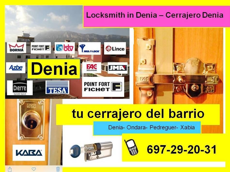 Cerrajeros Denia, Cerrajero Denia, locksmith Denia, Cerrajeros urgencias Denia, Cerrajeros Denia urgentes, Cerrajeros baratos Denia,