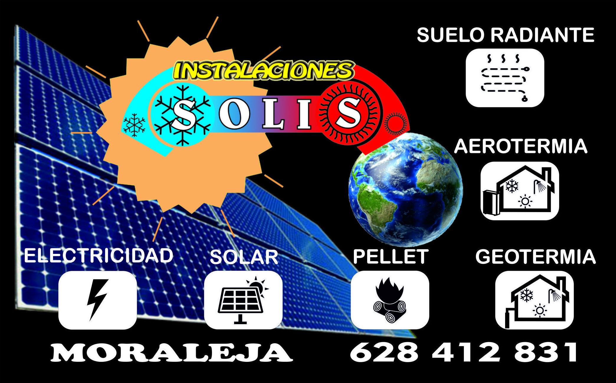 Foto 4 de Energías renovables en Moraleja | Instalaciones Solís, S. L.