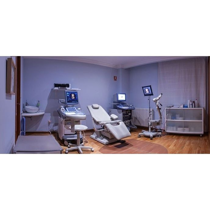 Cirugía laparoscópica: Servicios de Clínica Ginecológica Dr. José Luis Díez