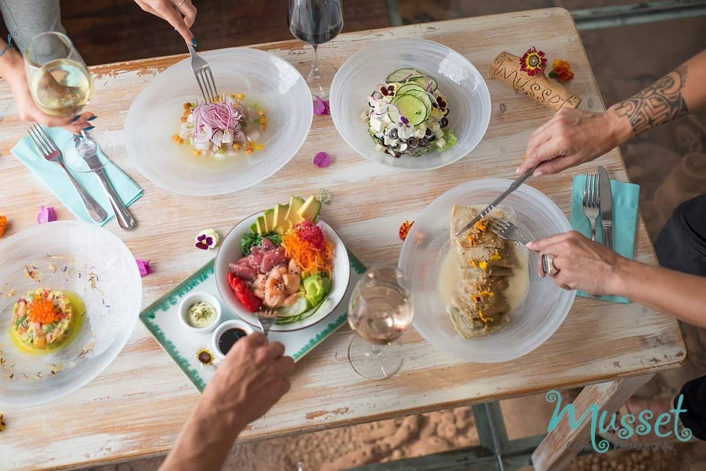 Foto 33 de Cocina internacional en  | Musset Café