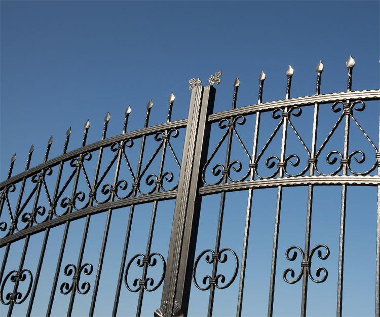 Fabricación de puertas metálicas en Valladolid