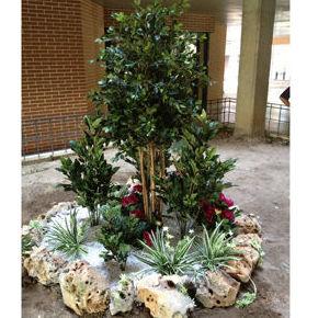 Jardinería artificial: Servicios de Concept Decoración