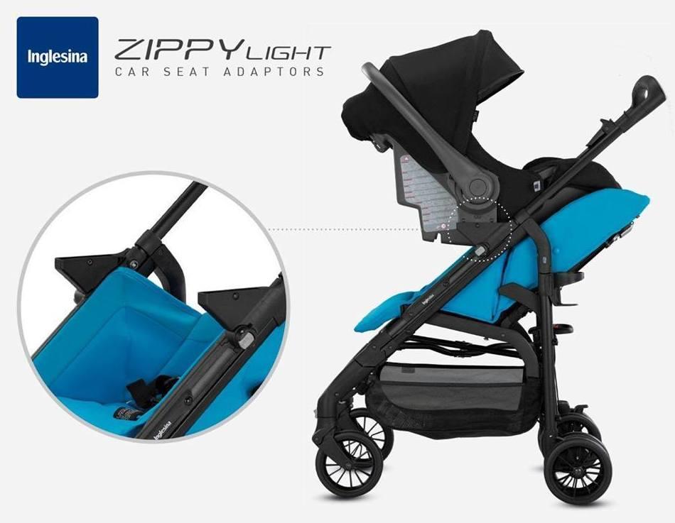 Además de Kit de recién nacido, también con silla de auto. Muy versátil.