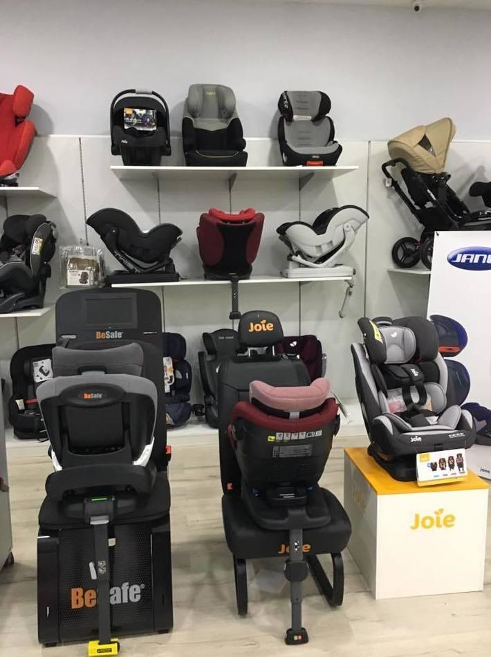 Tienda de artículos para bebés