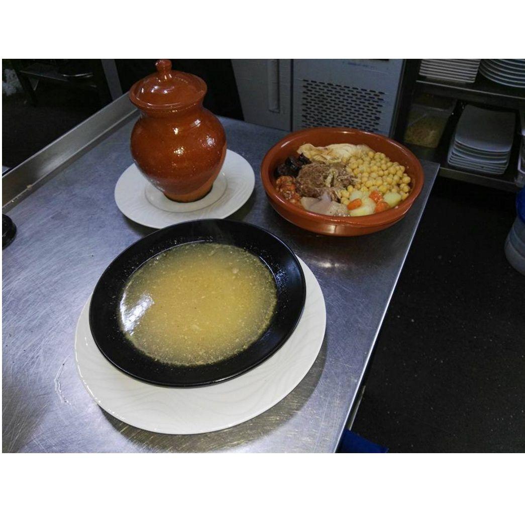 Menús: Carta y menús de Restaurante Casa Extremadura