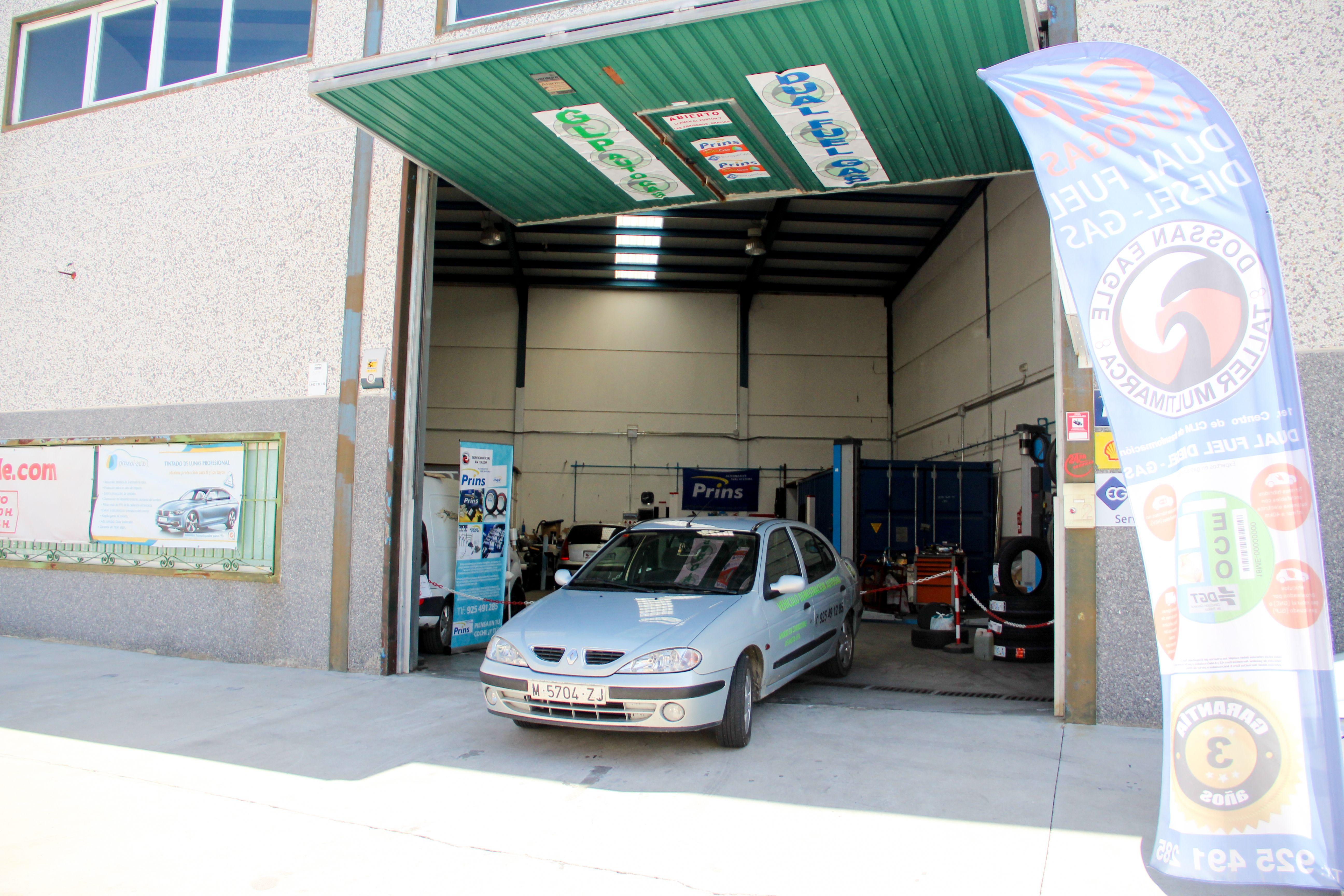 Una ventaja del GLP es un carburante limpio