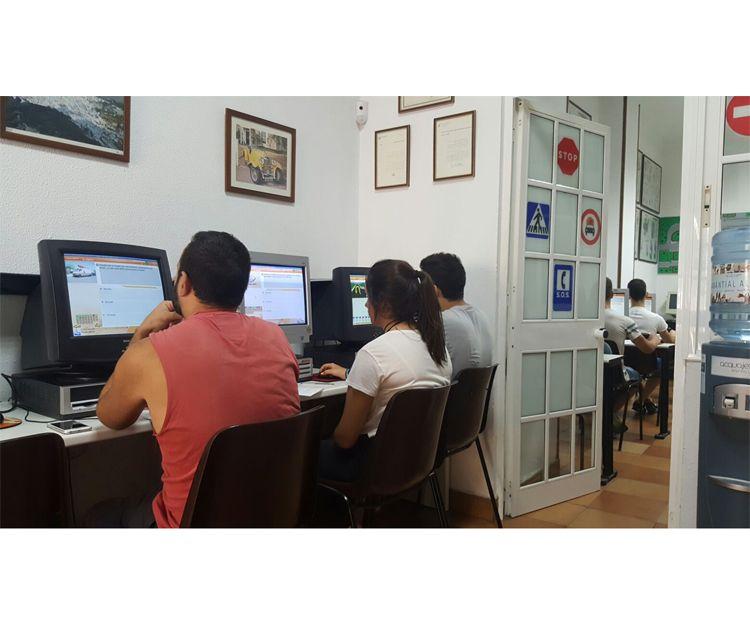 Clases con ordenador