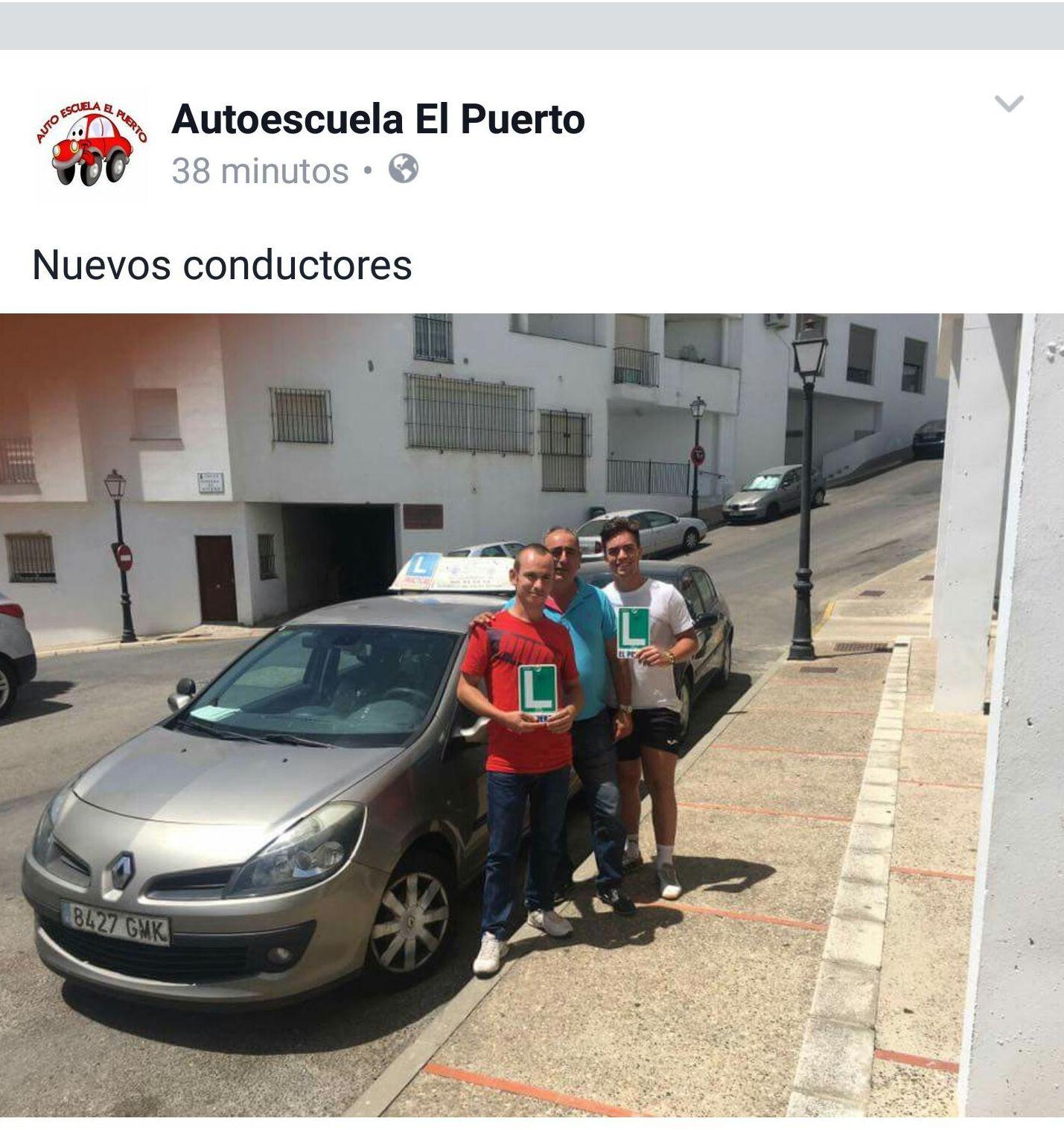 Sacar carnet de conducir El Puerto de Santa María