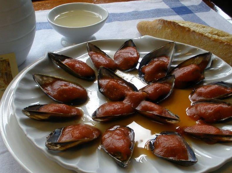 Cocina tradicional gallega en Basauri