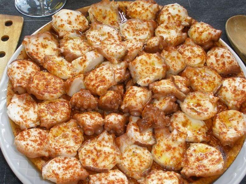 Menú especial pulpería: Menús de Pulpería Arizgoiti