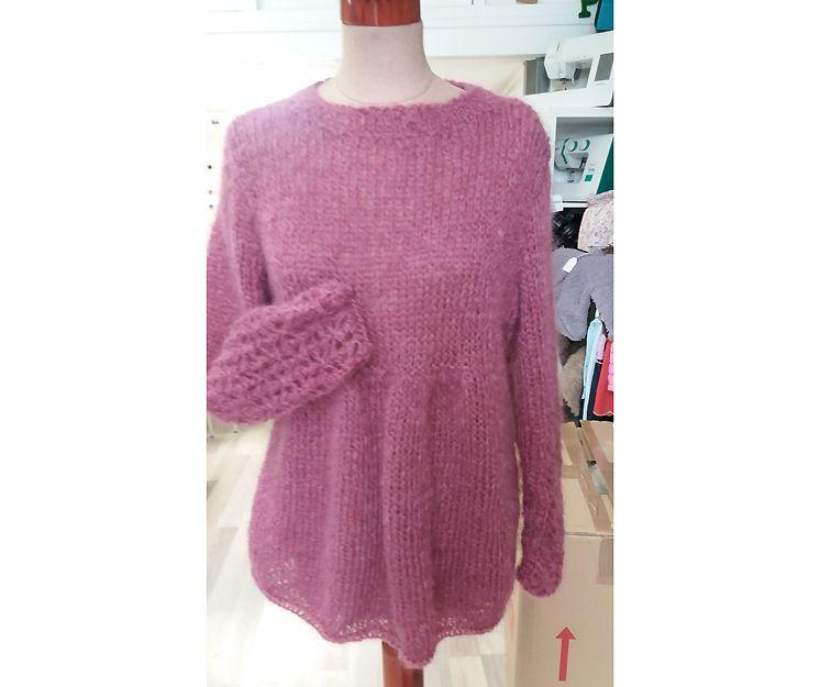 Confección de prendas de lana en Burgos