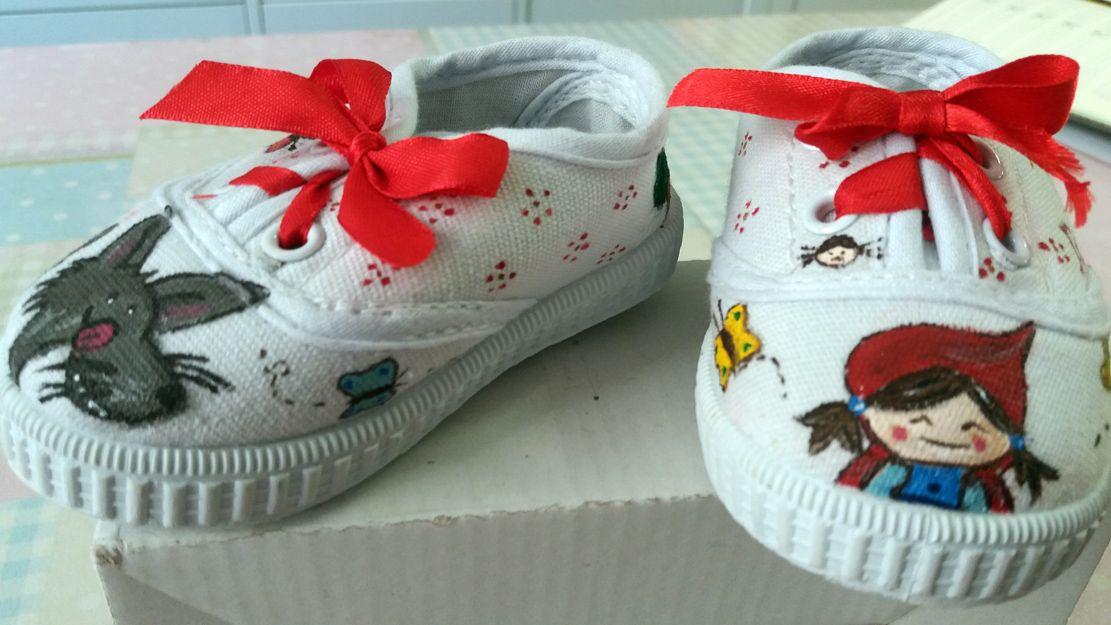Zapatillas de bebé en Burgos
