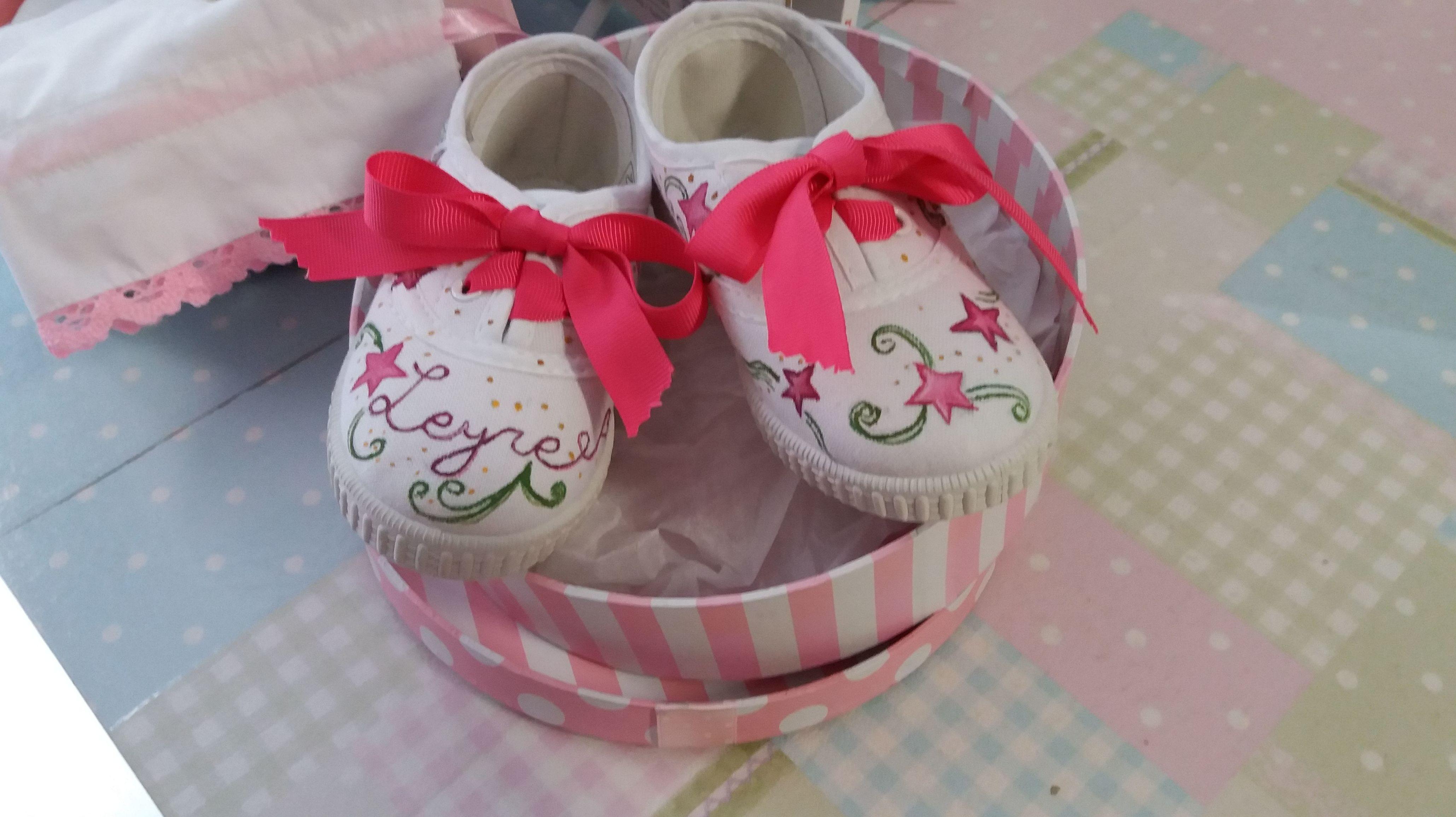 zapatillas estrellas