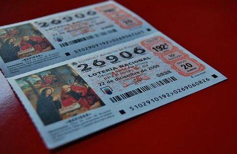 Imprenta de decimos: Servicios de Administración de Loterías nº 13 Pz. Santa Catalina