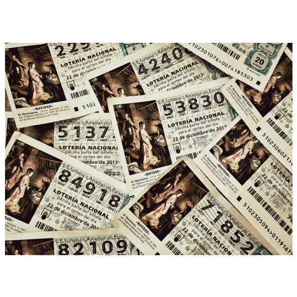 Venta para Asociaciones: Servicios de Administración de Loterías nº 13 Pz. Santa Catalina