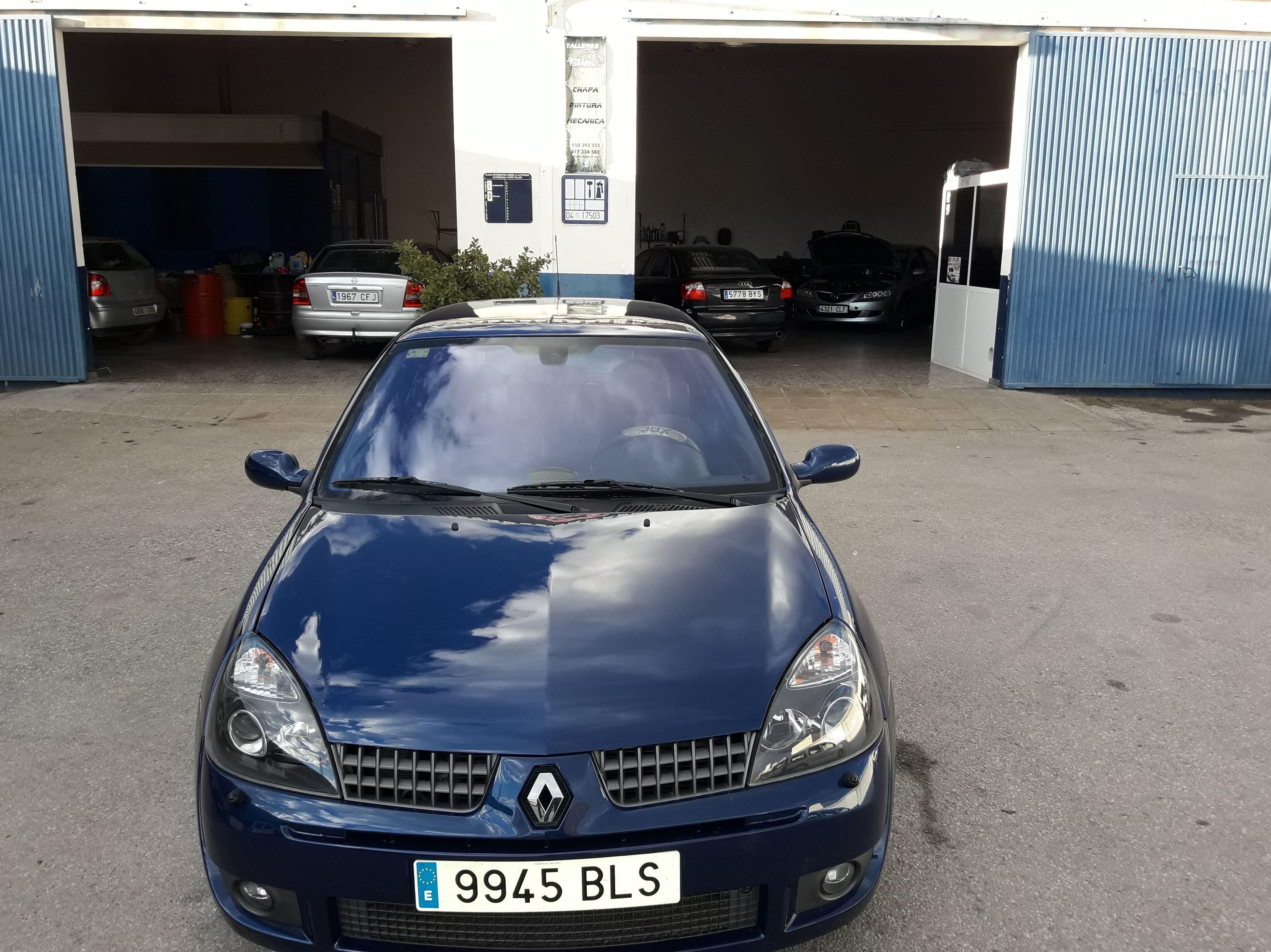 Foto 4 de Taller especializado en chapa y pintura, mecánica rápida y reparación integral de vehículos. en Vera | Talleres Jerez Torres S.L.