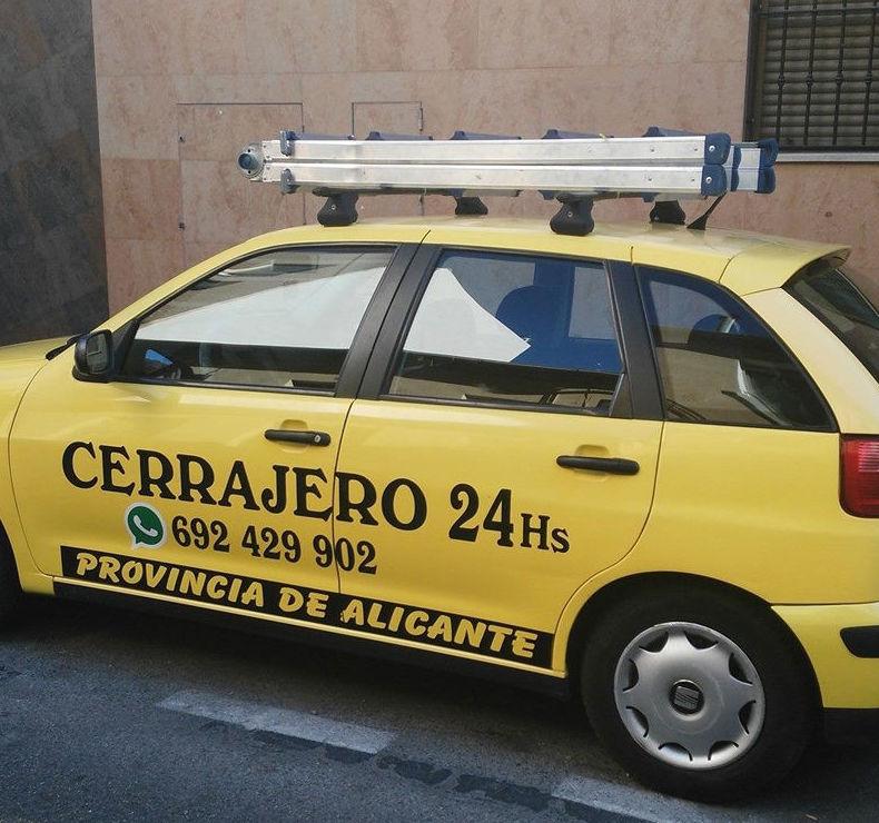Cerrajeros 24 horas en Alicante
