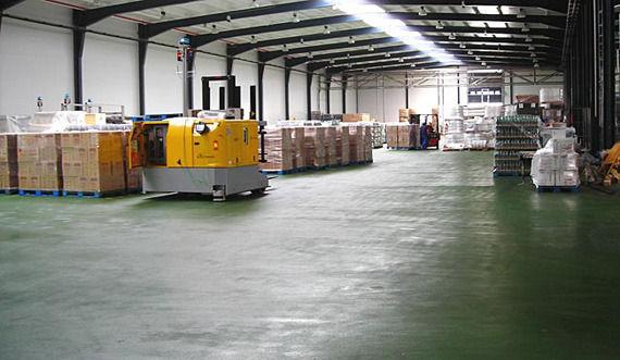 Foto 2 de Pavimentos industriales en Manzanares | Elite Revestimientos Continuos, S.L.