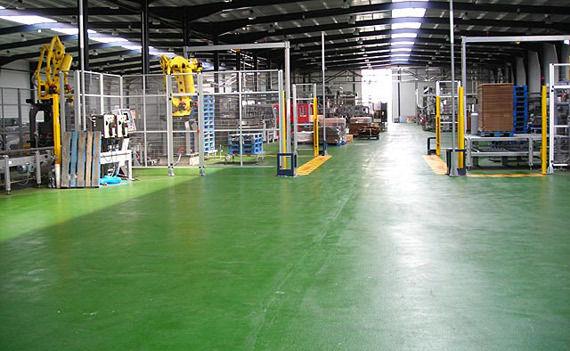 Foto 7 de Pavimentos industriales en Manzanares | Elite Revestimientos Continuos, S.L.