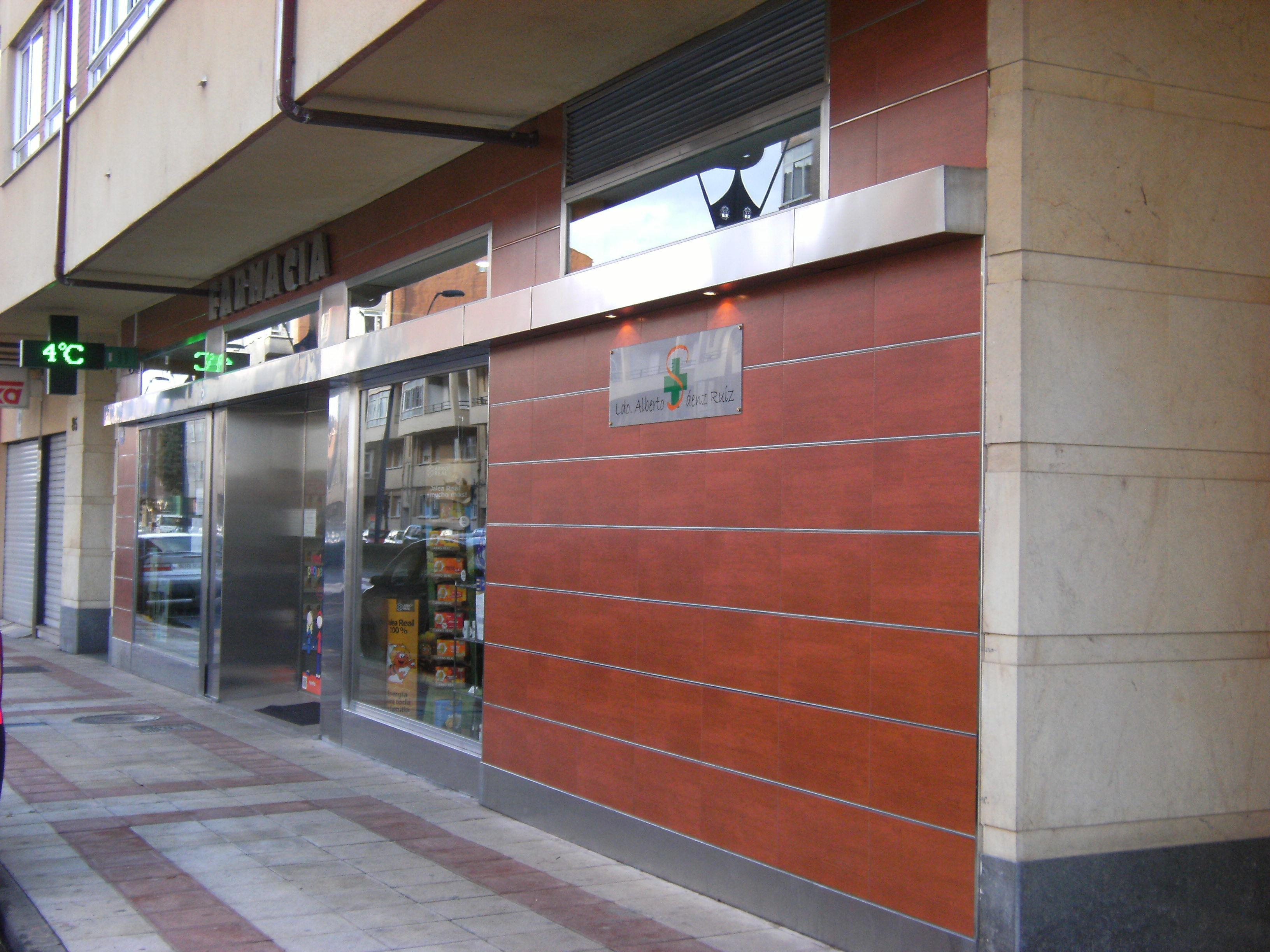Foto 4 de Farmacias en San Andrés del Rabanedo | Farmacia Ldo. Alberto Sáenz Ruiz