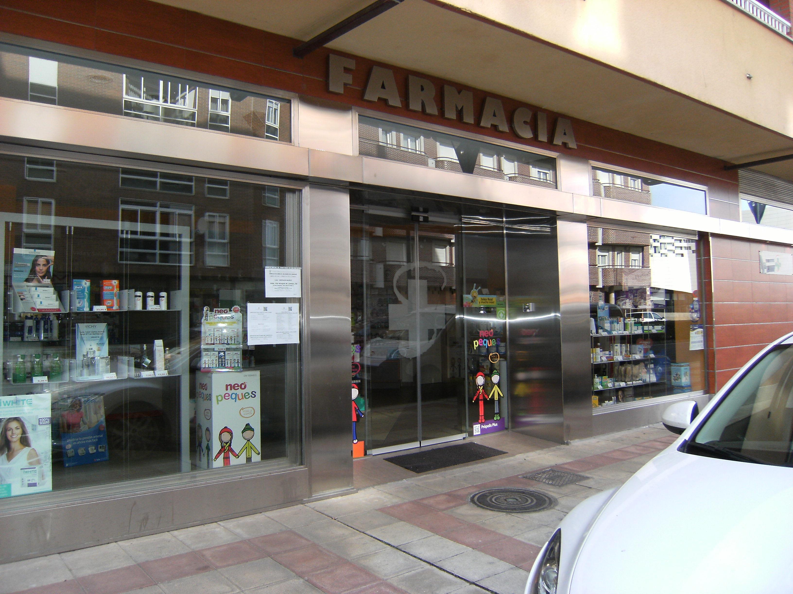 Foto 6 de Farmacias en San Andrés del Rabanedo | Farmacia Ldo. Alberto Sáenz Ruiz