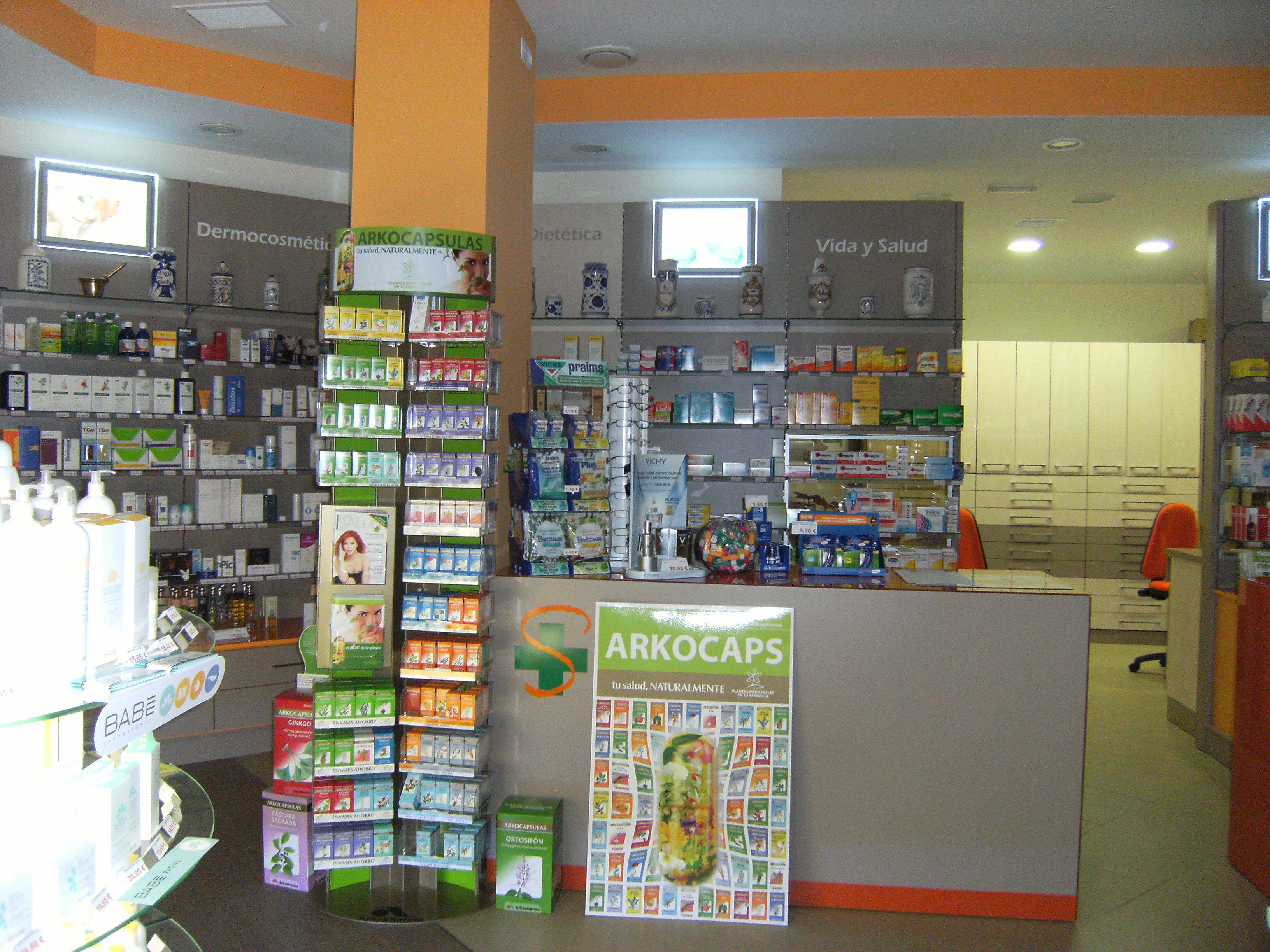 Foto 9 de Farmacias en San Andrés del Rabanedo | Farmacia Ldo. Alberto Sáenz Ruiz