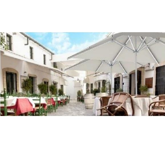 Toldos y parasoles hostelería