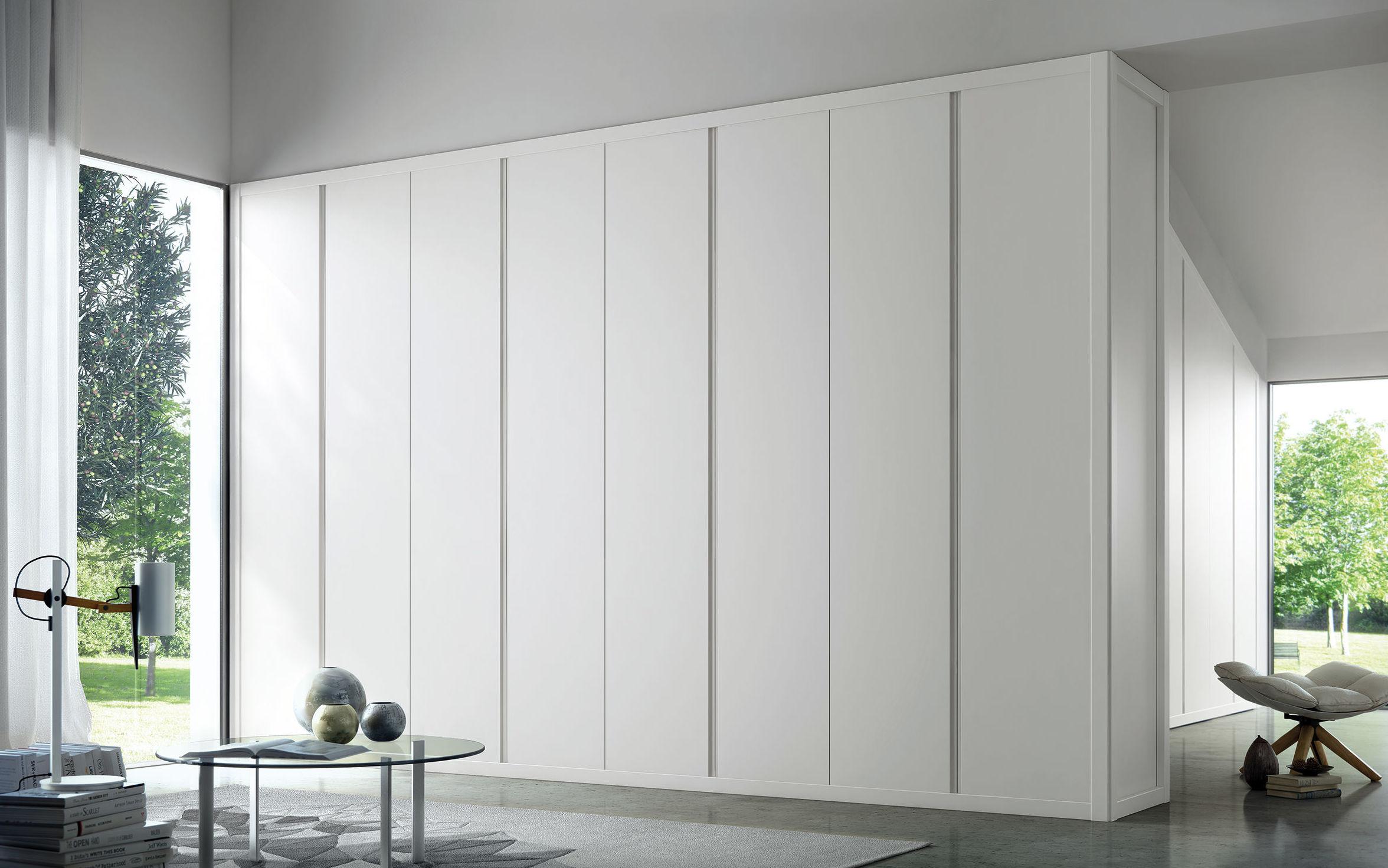 Armarios lacados en blanco - Frentes de armarios de cocina ...