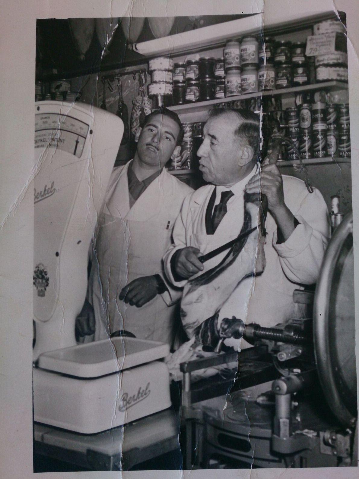 1ª y 2ª generación.  1950