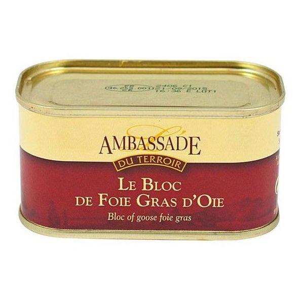 Bloc de foie gras de Oca: Catálogo de López Pascual