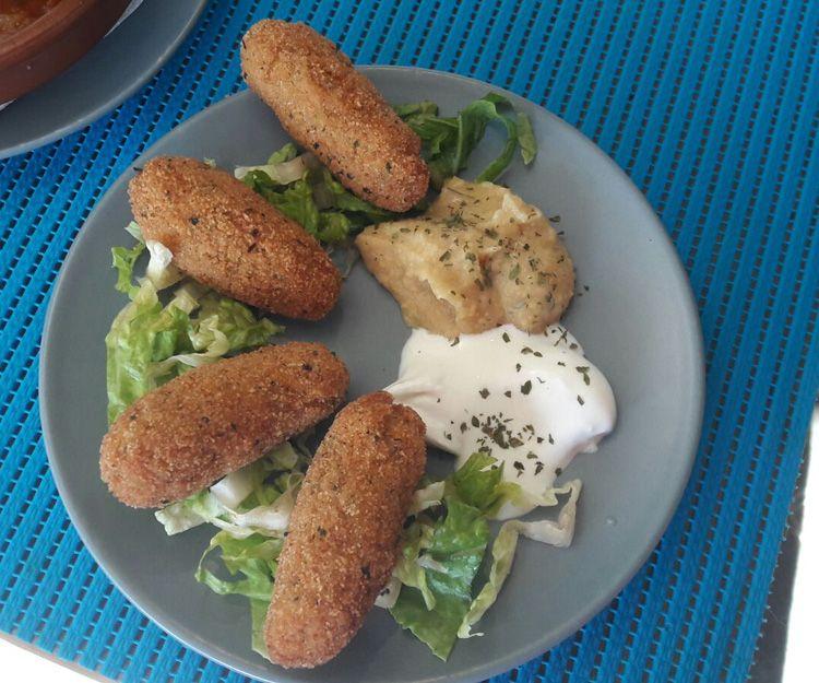 Cocina vegana en Los Caños de Meca